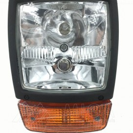 700/50055 JCB Head Lamp Assembly