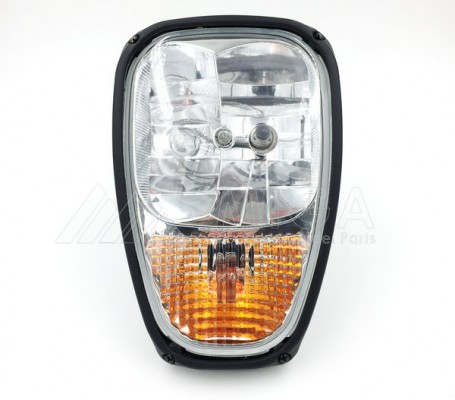 700/50192 JCB Left Head Light Assmbly
