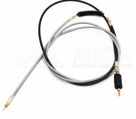 910/48801 JCB Inner/Outer Throttle Cable