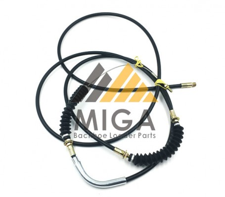 332/Y3852 JCB Parts Throttle Cable Assembly