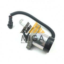 717/20274 JCB Parts Solenoid Valve Shutdown