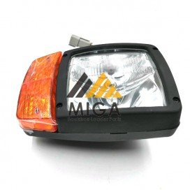 11170059 Volvo Parts Left Headlight