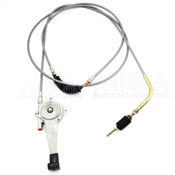 910/60236 JCB Throttle Control Cable Assembly