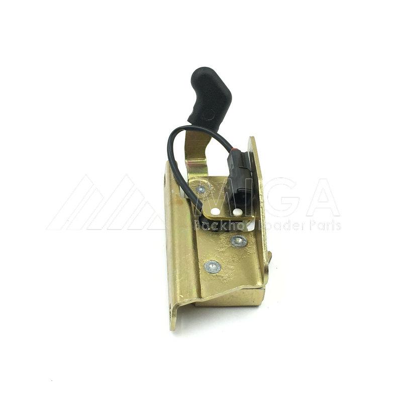 7109661 Bobcat Parts Front Door Latch  sc 1 st  Miga Company | JCB Backhoe Loader Parts Supplier & Miga Company | JCB Backhoe Loader Parts Supplier